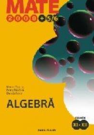 Algebra. Clasele Xi-xii - Zaharia Dan, Chirciu Marin, Nachila Petre