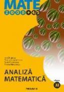 Analiza Matematica. Clasa A Xi-a - Alexandrescu Petrus, Chitescu Ion, Radulescu Marius, Radulescu Sorin