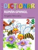 Dictionar Roman-spaniol. Clasele Ii-viii - Mocanu Angela