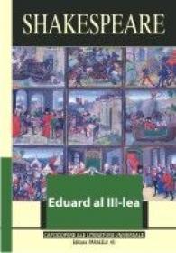 Eduard Al Iii-lea. Sir Thomas More - Shakespeare William
