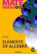 Elemente De Algebra. Clasa A Xii-a - Zaharia Dan, Chirciu Marin