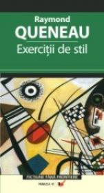Exercitii De Stil - Queneau Raymond