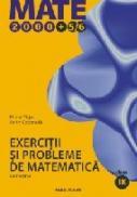 Exercitii si Probleme De Matematica. Clasa A Ix-a. Semestrul I - Cirjan Florin, Cocorada Sorin