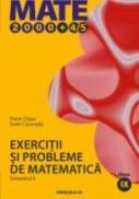 Exercitii si Probleme De Matematica. Clasa A Ix-a. Semestrul Ii - Cirjan Florin, Cocorada Sorin