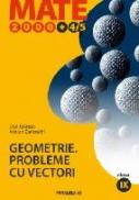 Geometrie. Probleme Cu Vectori - Branzei Dan, Zanoschi Adrian