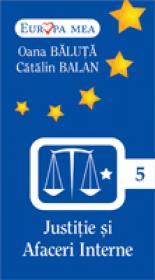 Justitie si Afaceri Interne  (nr.5) - Oana Baluta, Catalin Balan