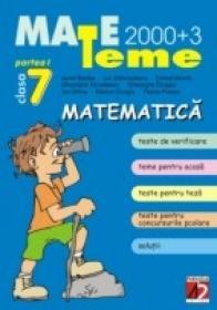 Matematica. Clasa A 7-a. Partea I - Drugan Gh., Ghica I., Giurgiu M., Puican F., Badea A., Stanciulescu I., Moroti C., Nicolaescu Gh.