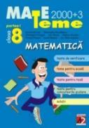 Matematica. Clasa A 8-a. Partea I - Drugan Gh., Ghica I., Giurgiu M., Puican F., Badea A., Stanciulescu I., Moroti C., Nicolaescu Gh.