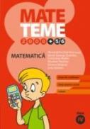 Matematica. Clasa A Iv-a - Dumitru Alexandrina