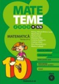 Matematica. Clasa A V-a. Partea A Ii-a. 2005-2006 - Lobaza Marius, Alexandrescu Ana, Ichim Cristina, Godeanu Cristina, Nitu Eleonora, Dinca Maria, Dinca Maria, Alexandrescu Petrus