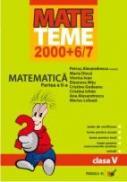 Matematica. Clasa A V-a. Partea A Ii-a. 2006-2007 - Ivan Viorica, Dinca Maria, Alexandrescu Petrus, Nitu Eleonora, Godeanu Cristina, Ichim Cristina, Alexandrescu Ana, Lobaza Marius