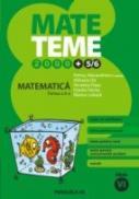 Matematica. Clasa A Vi-a. Partea A Ii-a. 2005-2006 - Git  Mihaela, Lobaza Marius, Alexandrescu Petrus, Popa Nicoleta, Fainisi Dorela