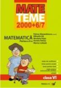 Matematica. Clasa A Vi-a. Partea A Ii-a. 2006-2007 - Alexandrescu Petrus, Popa Nicoleta, Fainisi Dorela, Lobaza Marius
