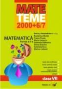 Matematica. Clasa A Vii-a. Partea A Ii-a. 2006-2007 - Alexandrescu Petrus, Popa Nicoleta, Fainisi Dorela, Lobaza Marius