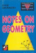 Notes On Geometry - Branzei Dan