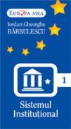 Sistemul Institutional   (nr.1) - Iordan Gheorghe Barbulescu