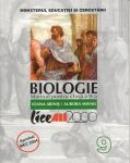 Biologie. Manual Pentru Clasa A-ix-a - ARINIS Ioana, MIHAIL Aurora