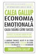Calea Gallup. Economia Emotionala. <br />calea Sigura Catre Success - Dr.Curt Coffman. Dr.Gabriel Gonzalez - Molina