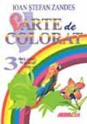 Carte De Colorat, Decupat, Traforat, Jocuri (3) - ZANDES Ioan Stefan