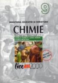 Chimie. Manual Pentru Clasa A Ix-a - ANDRUH Marius, AVRAM Liana, BOGDAN Daniela
