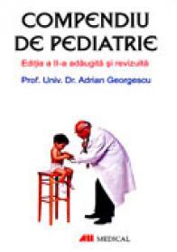 Compendiu De Pediatrie - GEORGESCU Adrian