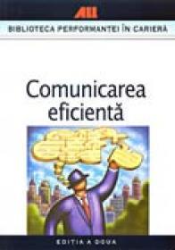 Comunicarea Eficienta - SBURLESCU Aurelian