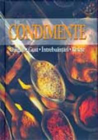 Condimente - Anne Iburg Traducere: Daniela Miscov