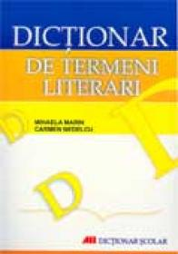 Dictionar De Termeni Literari - MARIN Mihaela, NEDELCU Carmen