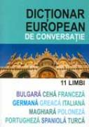 Dictionar European De Conversatie - Redactor: Simona Rosetti