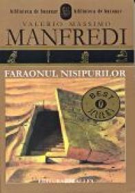 Faraonul Nisipurilor - MANFREDI Valerio Massimo