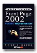 Frontpage 2002 - EDMONDS Tiffany K, Trad. SLAVU Ovidiu