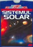 Harta Astronomica - Sistemul Solar - -