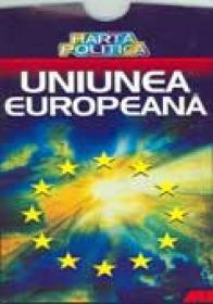 Harta Politica - Uniunea Europeana - -