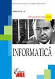 Informatica 12 - Alin Burţa