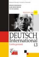 Limba Germana (deutsch Int 4. Manual - Clasa A Xii-a (l3) 2007 - J?rgen Weigmann, Karl Heinz Bieler, Sylvie Schenk