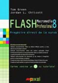 Macromedia Flash Professional 8 - Tom Green, Jordan L. Chilcott