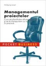 Managementul Proiectelor - Wolfgang Lessel