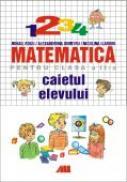 Matematica Pentru Clasa A Ii-a. Caietul Elevului - ROSU Mihail, DUMITRU Alexandrina, ILARION Niculina