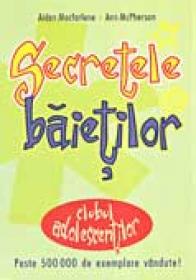 Secretele Baietilor - McPHERSON Ann, MACFARLANE Aidan