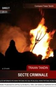 Secte criminale - Traian Tandin