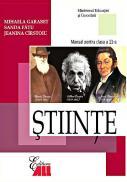 Stiinte. Manual Pentru Clasa A 11-a - Mihaela Garabet, Sanda Fatu, Jeanina Cirstoiu