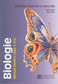 Biologie. Manual pentru cl a VI-a - Aglaia Ionel; Zoe Partin