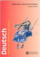 Deutsch. Manual pentru cl a VI-a - Schuller Hannelore