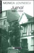 Jurnal 1981-1984 - vol. 1 - Lovinescu Monica