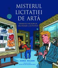 Misterul licitatiei de arta - Anna Nilsen