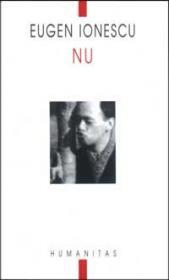 Nu - Ionesco  Eugene