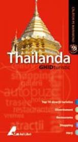 Calator pe mapamond - Thailanda - Aa Publishing
