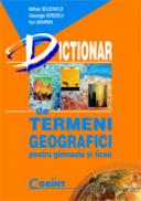 Dictionar de termeni geografici  - Mihai Ielenicz, George Erdeli, Ion Marin