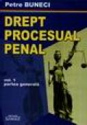 Drept procesual penal - Petre Buneci