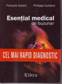 Esential medical de buzunar - Francois Aubert, Philippe Guittard